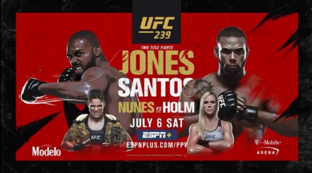UFC 239 – podaří se Santosovi šokovat svět?